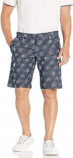 Men's Stretch Chino Slim Leg Shorts