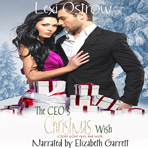 The CEO's Christmas Wish audiobook cover art