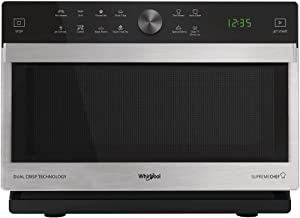 WHIRLPOOL Microwave Oven MWP338SX | 33 L. 900W Grill