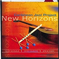 New Horizons by Caribbean Jazz Project (2000-02-01)