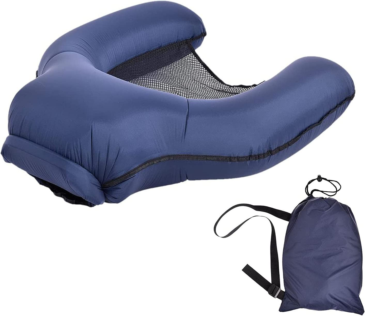 WuLL 5 ☆ popular Floating Chair Inflatable Virginia Beach Mall Pool Pump Air No Float Required