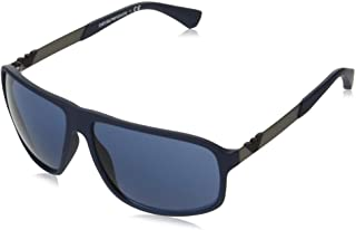Emporio Armani EA 4029 Matte Blue/Blue 64/13/130 men Sunglasses