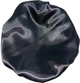 غطاء رأس ساتان ناعم عدد 1 للنساء والفتيات، غطاء رأس لربط الشعر عند النوم