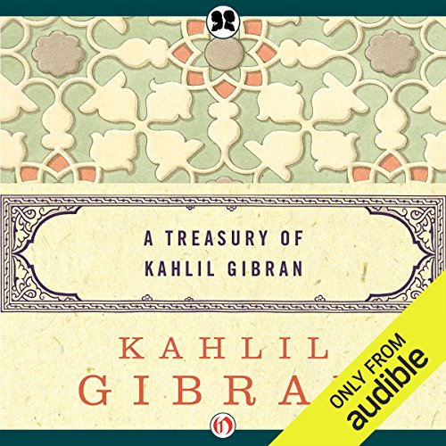Treasury of Kahlil Gibran Titelbild