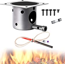 ZHOUWHJJ 2 Packs Replacement Hot Rod Ignitor Kit for Pit Boss Pellet Grills and Camp Chef Wood Pellet Grills Replacement Hot Rod