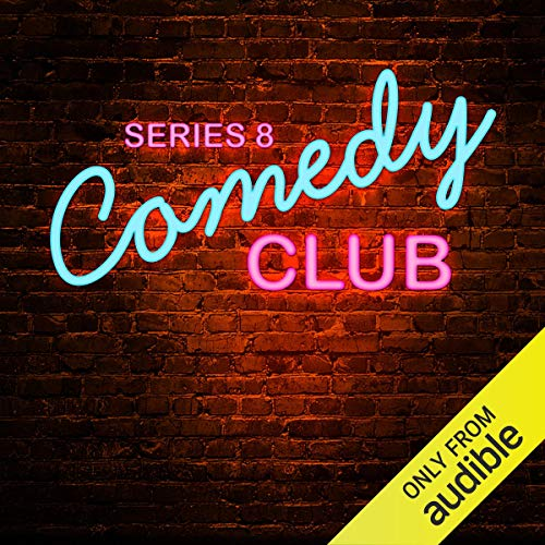 Page de couverture de Comedy Club (Series 8)