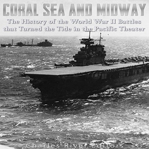 Coral Sea and Midway cover art