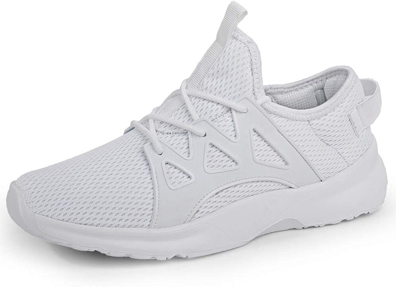 WDDGPZYDX Breathable Men Casual shoes Light Soft Men Sneakers Fashion Trainers For Men Flats Leisure Men shoes Adult Male Tennis