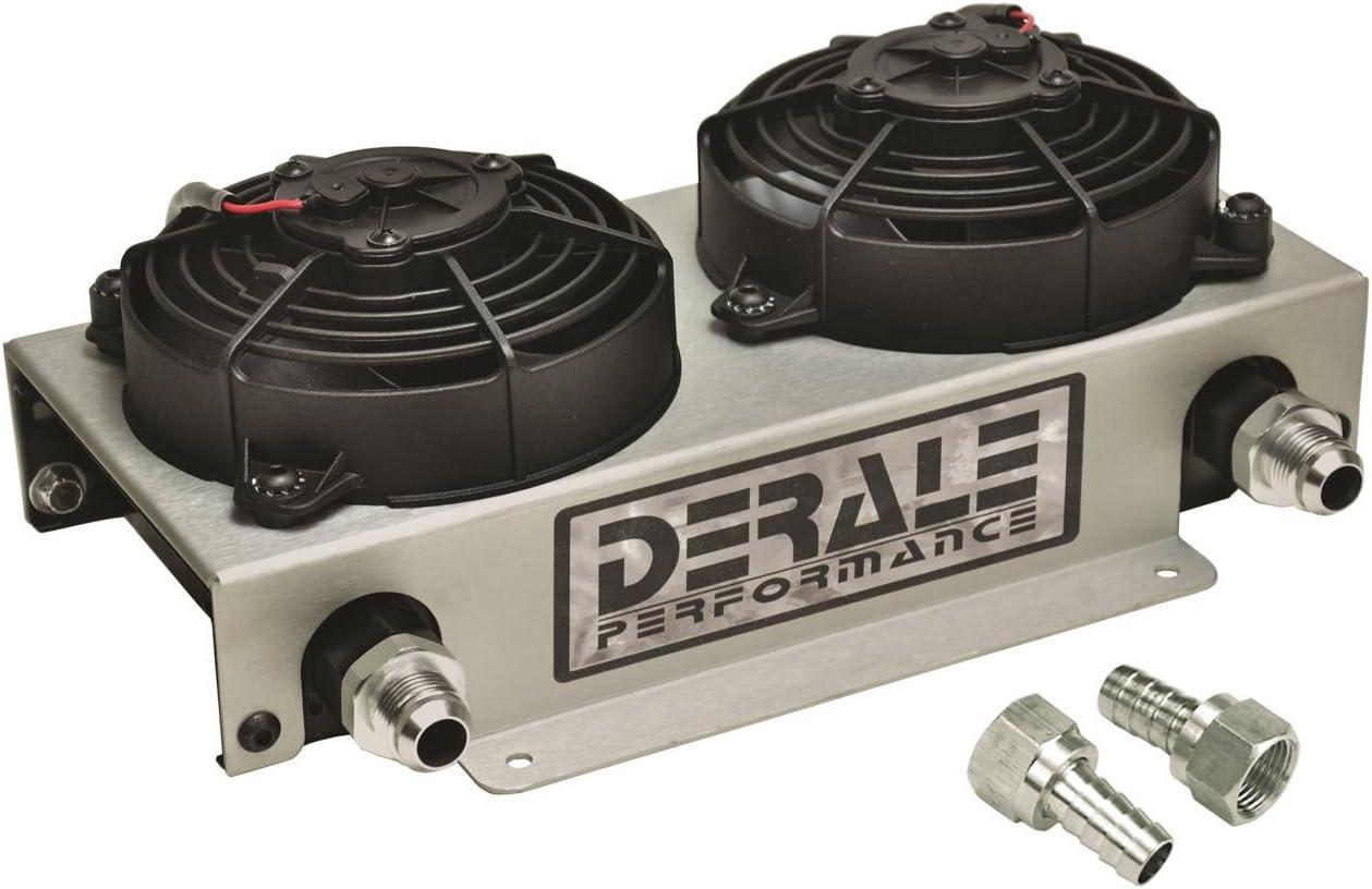 Derale Max Fashion 42% OFF 15845 Hyper Remote Cooler Dual-Cool