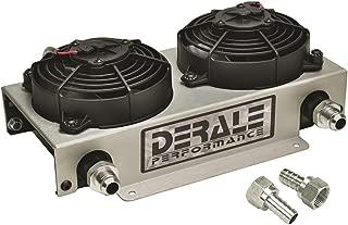Derale 15845 Hyper Dual-Cool Remote Cooler