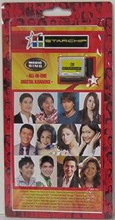 Magic Singalong Song Chip - STARCHIP (Tagalog + English)