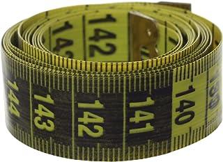 شريط قياس 2 متر - اصفر