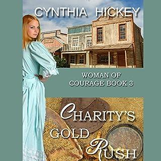 Charity's Gold Rush audiobook cover art