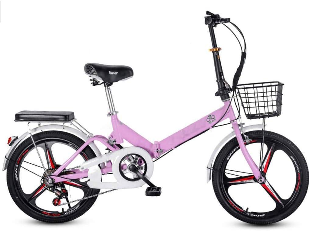 20 Inch Folding Bike Lightweight Suspension Speeds Fork Fashionable Super sale period limited 6 W Rear
