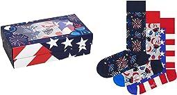 3-Pack Americana Gift Set