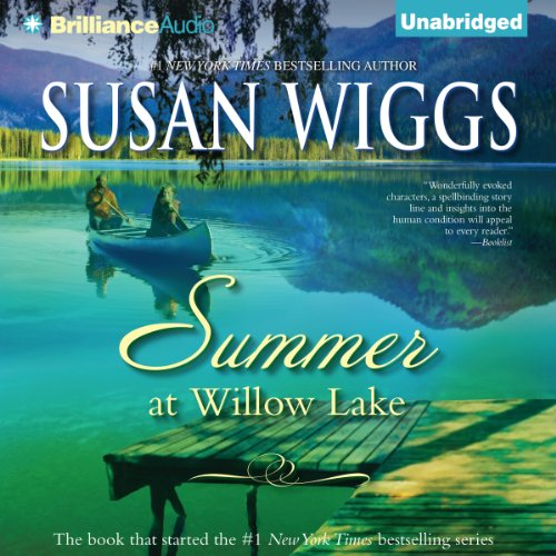 Summer at Willow Lake Titelbild
