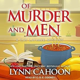 Of Murder and Men audiobook cover art