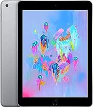 $291 » Apple iPad 6th Generation, 32GB, Wifi Only - Space Gray (Renewed)