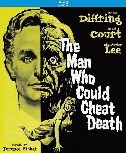 Man Who Could Death Blu-ray Cheat Spring Max 64% OFF new work