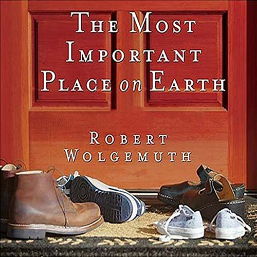 The Most Important Place on Earth audiobook cover art