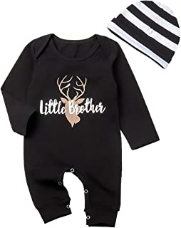 Newborn Baby Boy Girl Clothes Warm Long Sleeve Dots Romper Bodysuit Jumpsuit Outfits