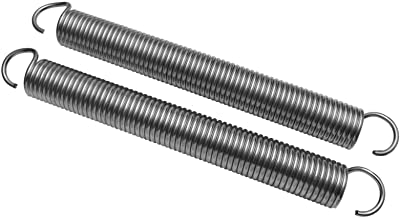 2 x Zugfeder Torfeder f Schwingtore Ersatzteil f Novoferm Normstahl 4,5x40x360