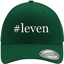 #leven - Adult Men's Hashtag Flexfit Baseball Hat Cap