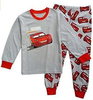 disney cars lightning mcqueen pajamas