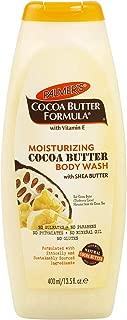 PALMER'S Cocoa Butter Formula Moisturizing Body Wash, 400ml