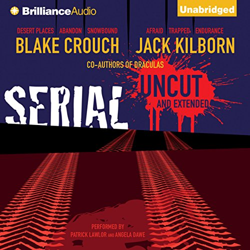 Serial Uncut audiobook cover art