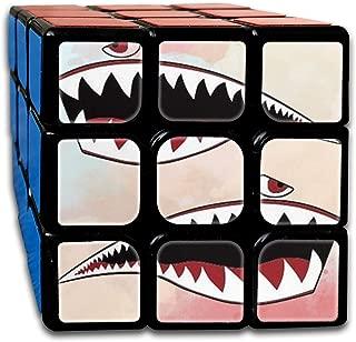3x3 Rubik Cube Warhawk Shark Tiger Car Smooth Magic Cube Sequential Puzzle