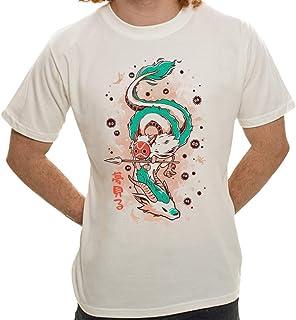 Camiseta The Princess and the Dragon - Masculina