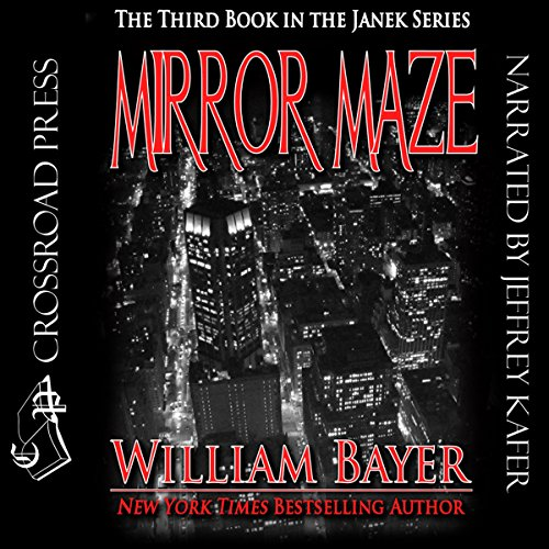 Mirror Maze audiobook cover art
