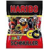 Haribo Crazy Schnuller 14 x 200 g Beutel