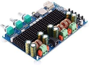 Digital 2.1 Channel Amplifier Board Bluetooth USB TF Input 50w x2 Subwoofer BTL 100w Home Stereo Amplifiers for Speakers DC 12V-26V