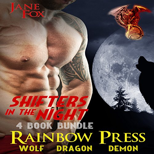 Shifters in the Night cover art