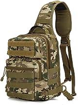 Multi Purpose Wandelen Taille Pack,Borsttas Draagbare Camouflage Camping Bag Camouflage Outdoor Army Heuptas voor Wandelen...