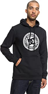 Men's Circle Star Pullover Hoodie Fleece Jacket