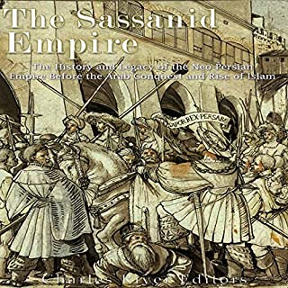 The Sassanid Empire cover art