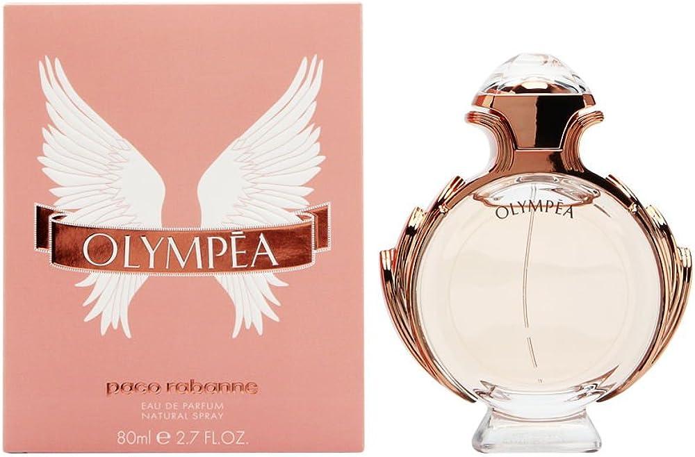 Paco rabanne olympéa, eau de parfum ,profumo da donna,80 ml 10002193