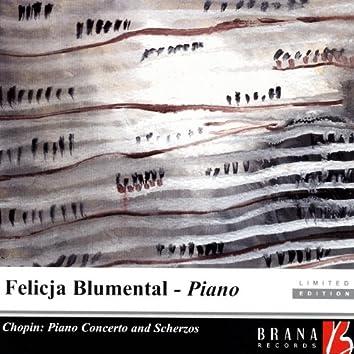 Chopin: Piano Concertos & Scherzos