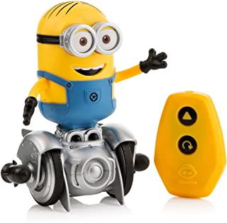 WowWee Mini Minion MiP Turbo Dave - Miniature Remote-Controlled Robot Toy