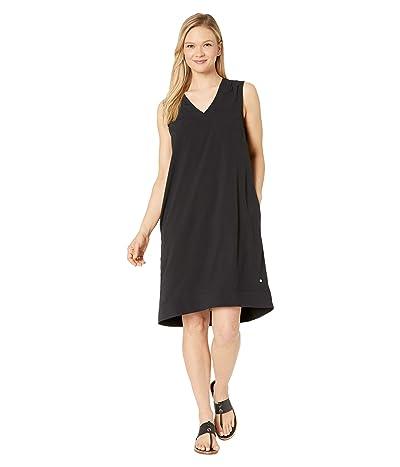 FIG Clothing Pao Dress (Black) Women