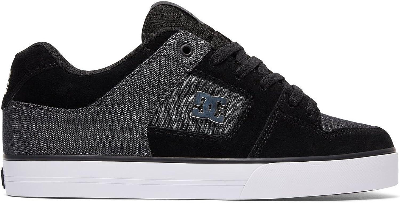 DC skor Pure SE - skor for män män män - skor - män - EU 42.5 - svart  utlopp