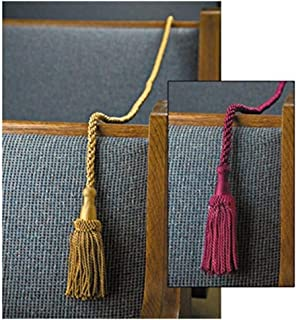 pew reservation ropes