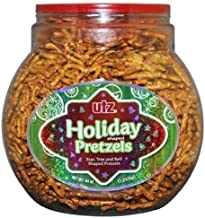 Holiday Shaped Pretzels - 2 pk.