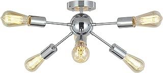 Best chrome candelabra chandelier Reviews