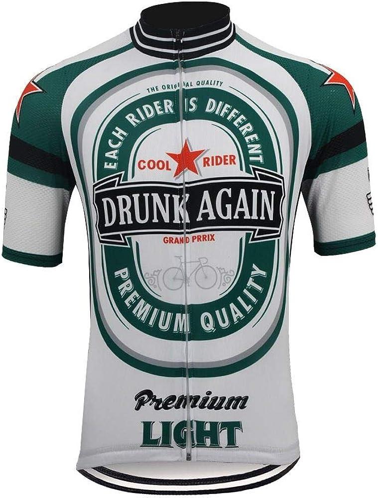 OUTDOORGOODSTORE Brand Cheap Sale Venue Men's Cycling Jersey Shirt Fashion Short Bike Sleeve