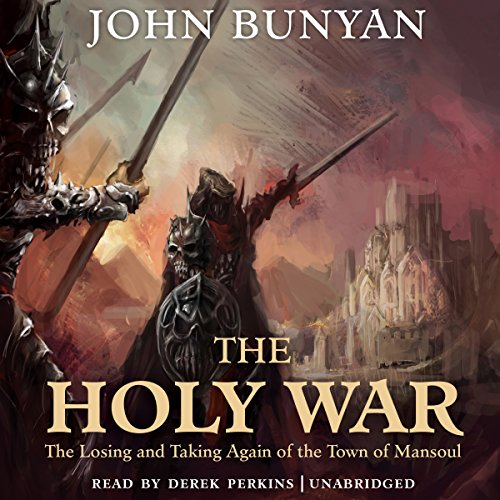The Holy War audiobook cover art