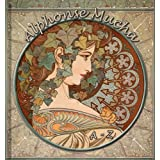 Alphonse Mucha A-Z: 200 Art Nouveau Reproductions - Annotated Series (English Edition)
